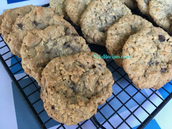 Cooked Oatmeal Cookies