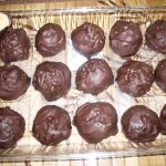 Easy Chocolate Peanut butter Balls