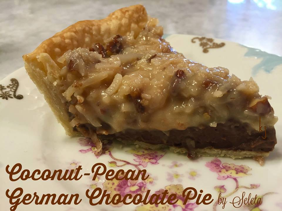 Coconut Pecan Topping For German Chocolate Cake