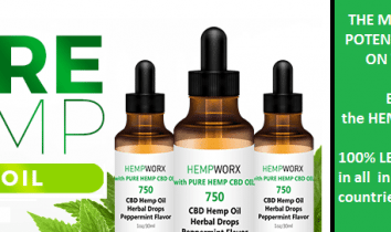 HempWorx CBD Oil Product Review, Benefits and Opportunity