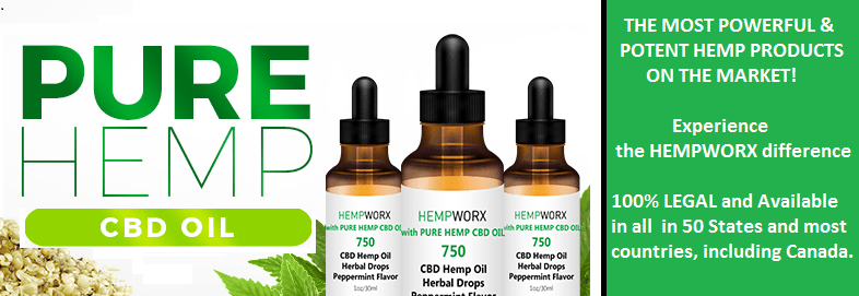 Hempworx Hemp CBD Oil Review