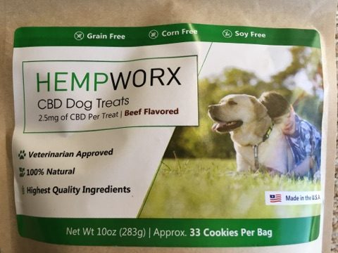 HempWorx Pet Treats